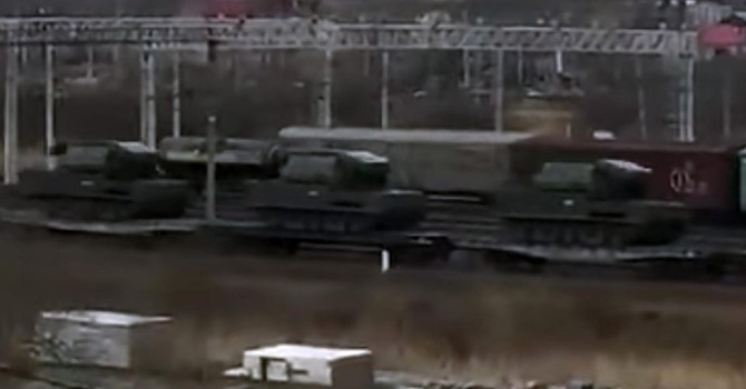 Thực hư việc Nga đưa thêm quân và thiết bị đến vùng Viễn Đông