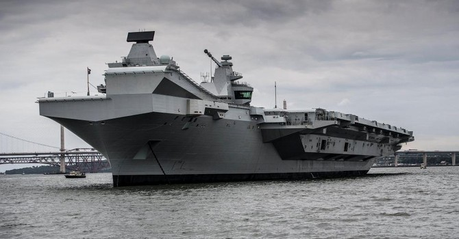 Sau khi bị coi thường, đến lượt Nga 'cười nhạo' chiến hạm của Anh