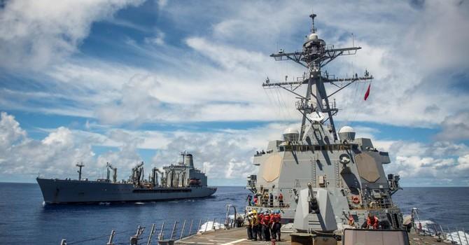 Mỹ khẳng định chủ trương tăng tốc các cuộc tuần tra ở Biển Đông