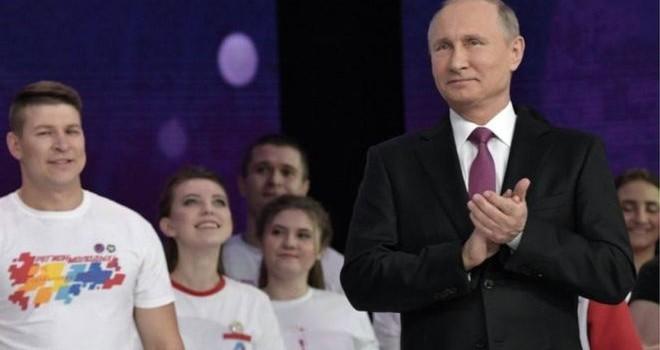 Bầu cử Nga: Ông Putin lại tranh cử tổng thống