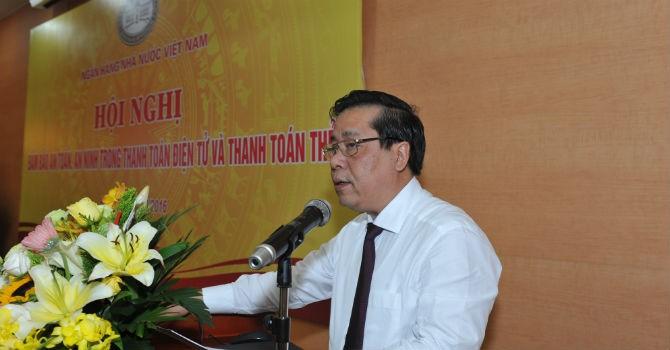 """C50 Bộ Công an: """"Hệ thống thanh toán điện tử, thanh toán thẻ của ngân hàng Việt Nam an toàn"""""""