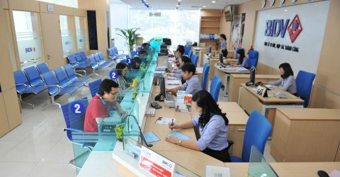 BIDV: 9 tháng chi phí dự phòng rủi ro gấp 1,8 lần cùng kỳ 2015