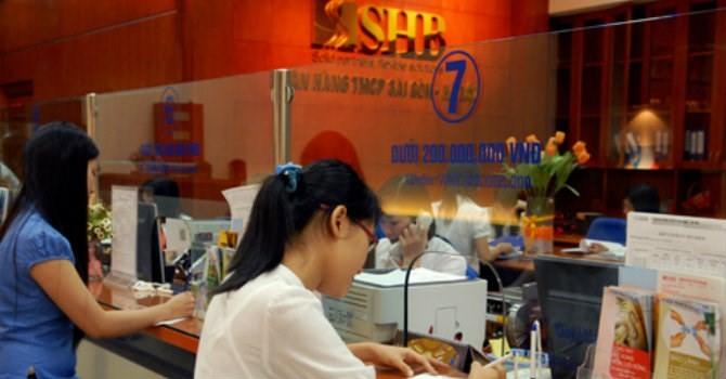 SHB: 9 tháng đầu năm nợ xấu tăng 0,5%, nợ có khả năng mất vốn tăng 45%