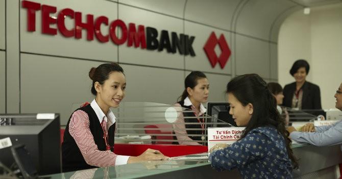 Quý I/2015, Techcombank đạt 408 tỷ đồng lợi nhuận