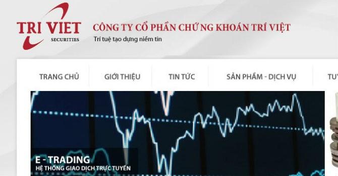 Chứng khoán Trí Việt chính thức lên sàn UPCoM