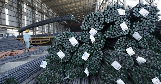 Hòa Phát: Sản lượng thép bán trong 6 tháng tăng 52%