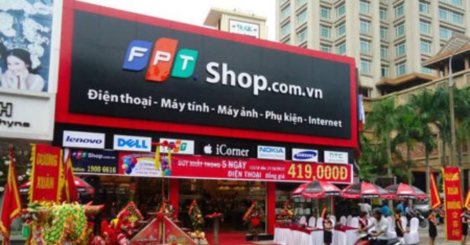 6 tháng, FPT báo lãi 881 tỷ đồng, tăng 12% so với cùng kỳ