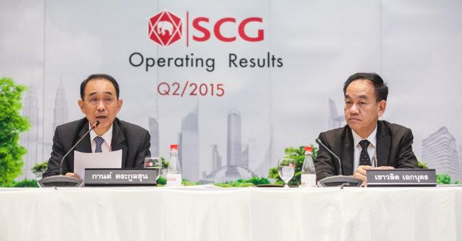 Tập đoàn SCG-Việt Nam: 6 tháng đạt doanh thu 6.337 tỷ đồng
