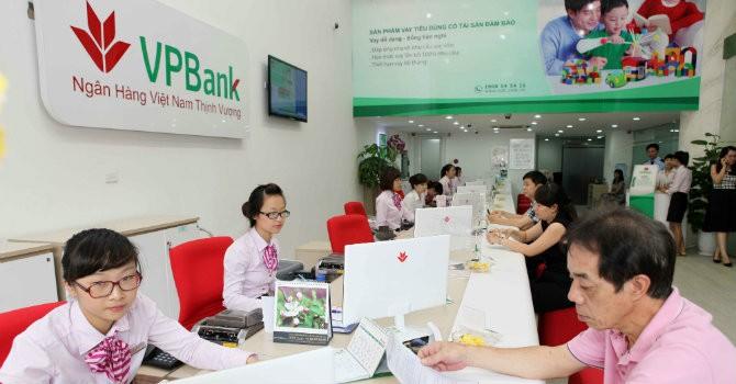 6 tháng, VPBank báo lãi 939 tỷ đồng, tín dụng tăng gần 23%