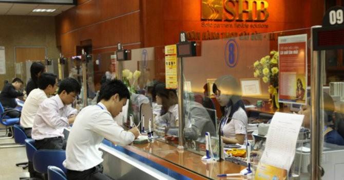 SHB trả cổ tức năm 2014 bằng cổ phiếu, tỷ lệ 1:0,07