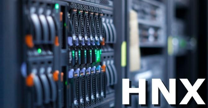 HNX: Hệ thống giao dịch mới chỉ sử dụng 7% công suất