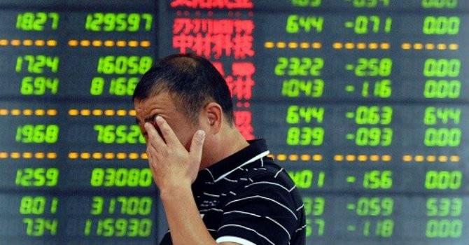 Trung Quốc: Đưa tin chứng khoán sụp đổ, Tổng biên tập Nhân Dân nhật báo điện tử bị bắt