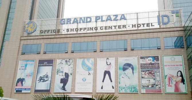 Làm ăn bết bát, IDJ phải đóng cửa Grand Plaza, chấp nhận bán lỗ tài sản