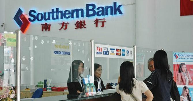 """Chính thức chấp thuận Southern Bank về """"một nhà"""" với Sacombank"""