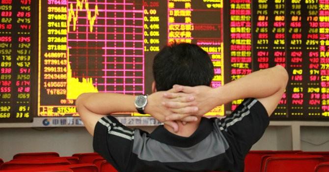 Chứng khoán Trung Quốc bất ngờ tăng vọt gần 5%