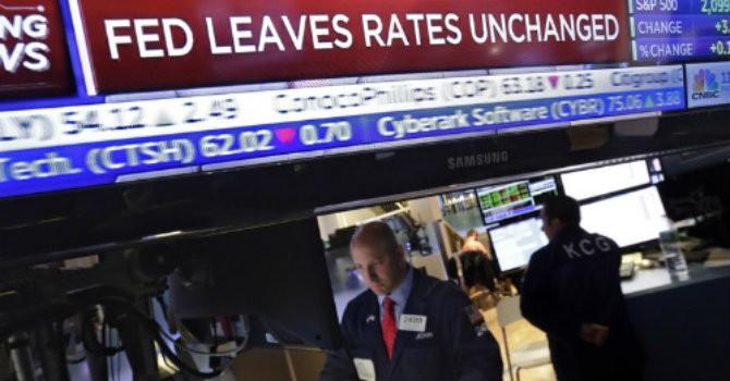 Fed giữ nguyên lãi suất vì Trung Quốc?