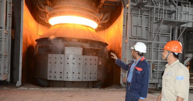HPG mở rộng nhà máy luyện thép giai đoạn 3