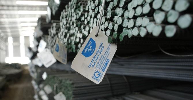 Thép Hòa Phát hoàn thành 85% kế hoạch năm trong 9 tháng