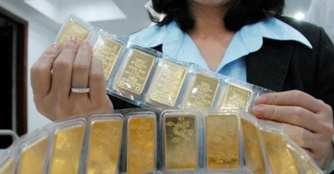 Quay đầu tăng giá, vàng SJC tìm lại mốc 33 triệu đồng/lượng