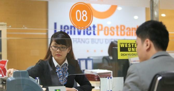 LienVietPostBank chuẩn bị tạm ứng cổ tức năm 2015