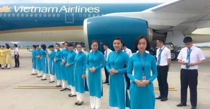 Lương nhân viên Vietnam Airlines tăng 28% trong năm qua