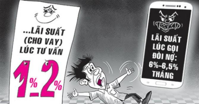 Tài chính 24h: Cẩn thận bẫy vay tiêu dùng, nên bỏ trần lãi suất?