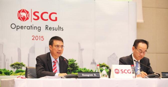SCG Việt Nam: Năm 2015 đạt doanh thu 14.100 tỷ đồng