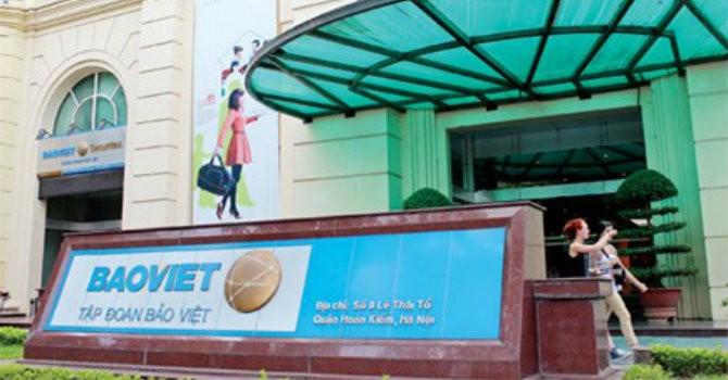 Bảo Việt lãi hơn 1.124 tỷ đồng năm 2015