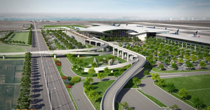 Sân bay Long Thành sẽ bắt đầu hoạt động vào năm 2025?