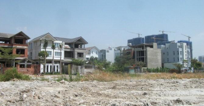 """""""Siết van"""" bất động sản: Thị trường mới chỉ nhen nhóm đà tăng"""