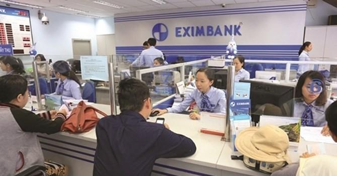 Cổ phiếu EIB của Eximbank bị đưa vào diện cảnh báo