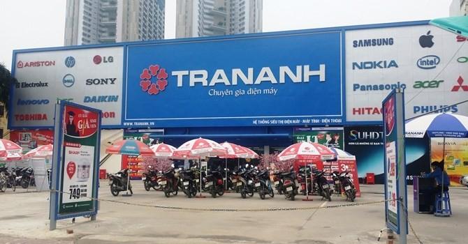 Trần Anh hoàn thành 50% kế hoạch lợi nhuận năm chỉ trong 1 quý