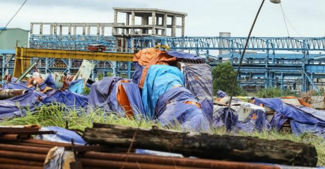 Nhà máy thép hơn 8.000 tỷ bỏ hoang: Vẫn đang... tìm hướng giải quyết?