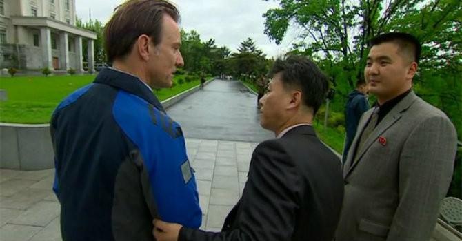 Phóng viên BBC bị Triều Tiên bắt giữ và trục xuất
