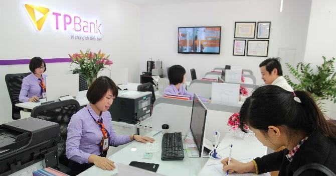 TPBank: Lợi nhuận quý I giảm mạnh, tăng trưởng tín dụng đạt 20,7%