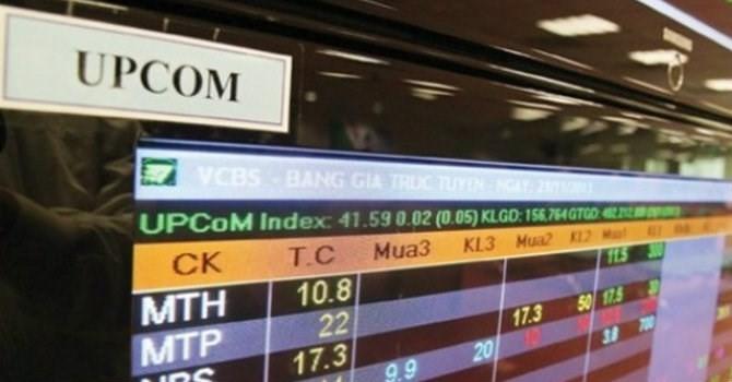 """Đầu tư UpCOM - """"mong manh"""" số phận nhà đầu tư nhỏ lẻ!"""