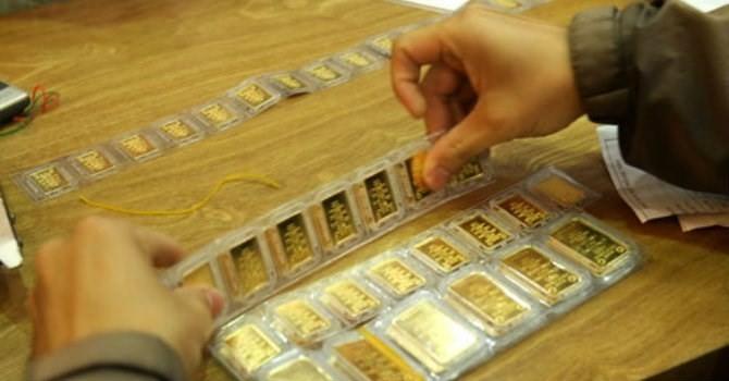 Doanh nghiệp vàng tăng mạnh giá bán ra, vượt ngưỡng 36 triệu đồng/lượng