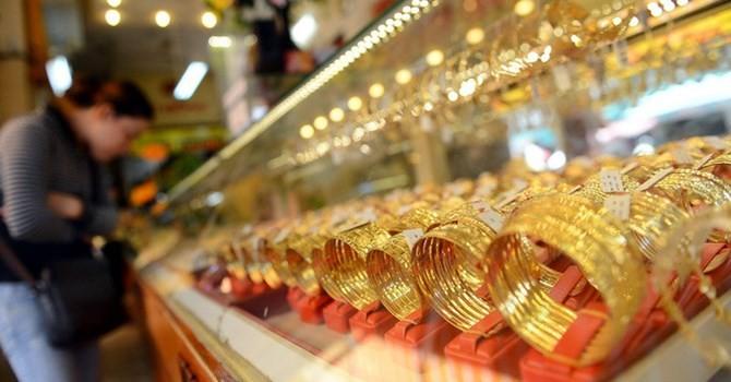 Giá vàng SJC tăng tới 600 nghìn đồng, áp sát mốc 37 triệu đồng/lượng