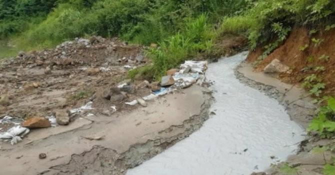 """""""Bức tử"""" sông Cẩm Đàn, Khoáng sản Á Cường có thể bị đình chỉ hoạt động"""