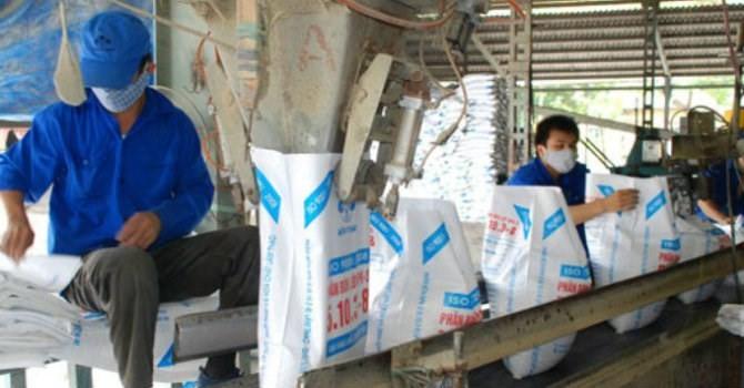 Hóa chất Lâm Thao: Nửa năm mới hoàn thành 17% kế hoạch lợi nhuận