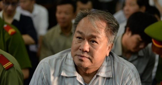 Tài chính 24h: Đề nghị tuyên phạt Phạm Công Danh 30 năm tù