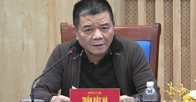 Ông Trần Bắc Hà chính thức rời ghế Chủ tịch HĐQT BIDV