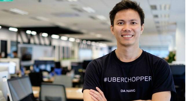[BizSTORY] CEO Uber Việt Nam: Hãy ngã nhẹ và ngã thật nhanh!
