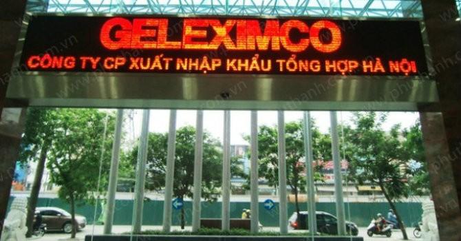 Đề xuất xây một loạt dự án khủng, Geleximco mạnh cỡ nào?