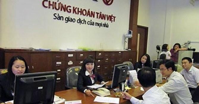 Chứng khoán Tân Việt ước lãi gần 57 tỷ đồng trong quý III/2016