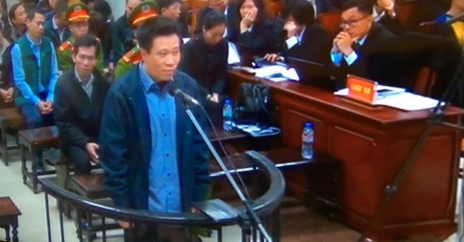 Phiên toà sáng 8/3: Hà Văn Thắm nói mình thiệt hại hơn 1 nghìn tỷ
