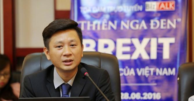 Ông Nguyễn Đức Hùng Linh: Fed tăng lãi suất không ảnh hưởng nhiều đến lãi suất VND
