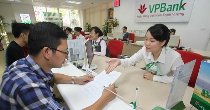 VPBank: Lợi nhuận quý I/2017 tăng mạnh, nợ xấu vọt lên 3,5%