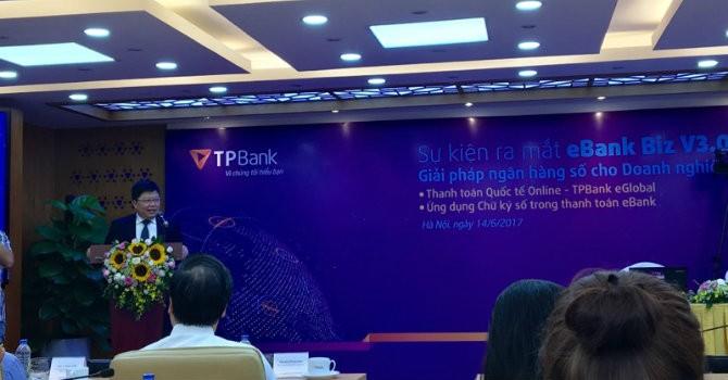 TPBank ước lãi 500 tỷ đồng 6 tháng đầu năm