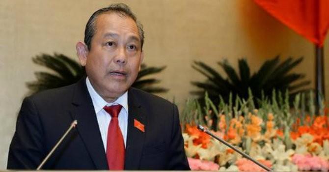 Phó Thủ tướng: Giám sát chặt chẽ các ngân hàng yếu kém